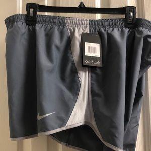 Women's Nike Plus 1x shorts NWT